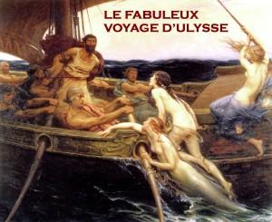 Spectacle de conte tout public : Le fabuleux voyage d'Ulysse