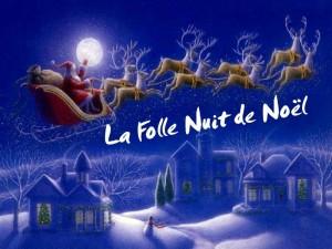 Spectacle de conte jeune public : La Folle Nuit de Noël