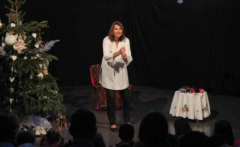 Conte : La folle nuit de Noël