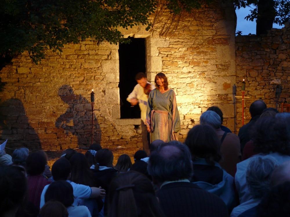 Au diable Merlin au Festival du conte de Baden