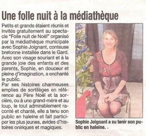 La Tribune du 19 décembre 2013