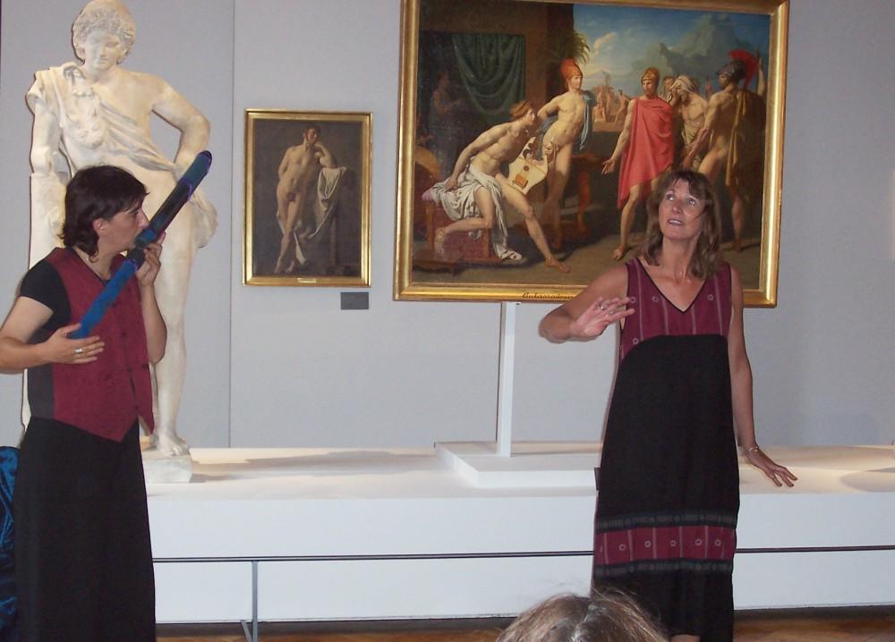 Le Fabuleux Voyage d'Ulysse au Musée Ingres