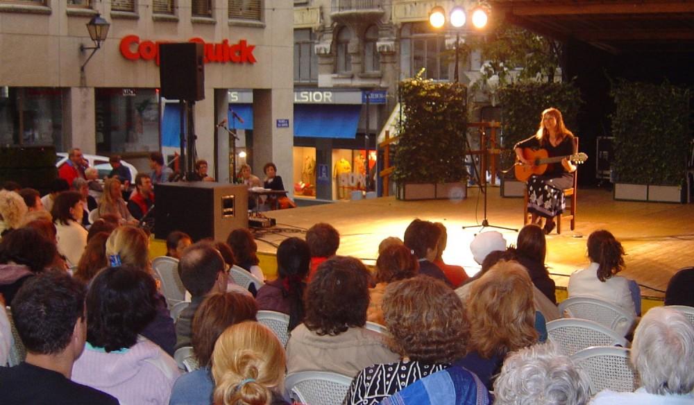 La crêpière maudite au Festival de Lausanne