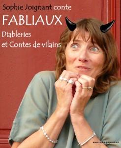 Spectacle de conte tout public : Fabliaux, Diableries et Contes de vilains.