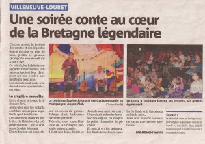 article Nice -Matin - la crêpière maudite