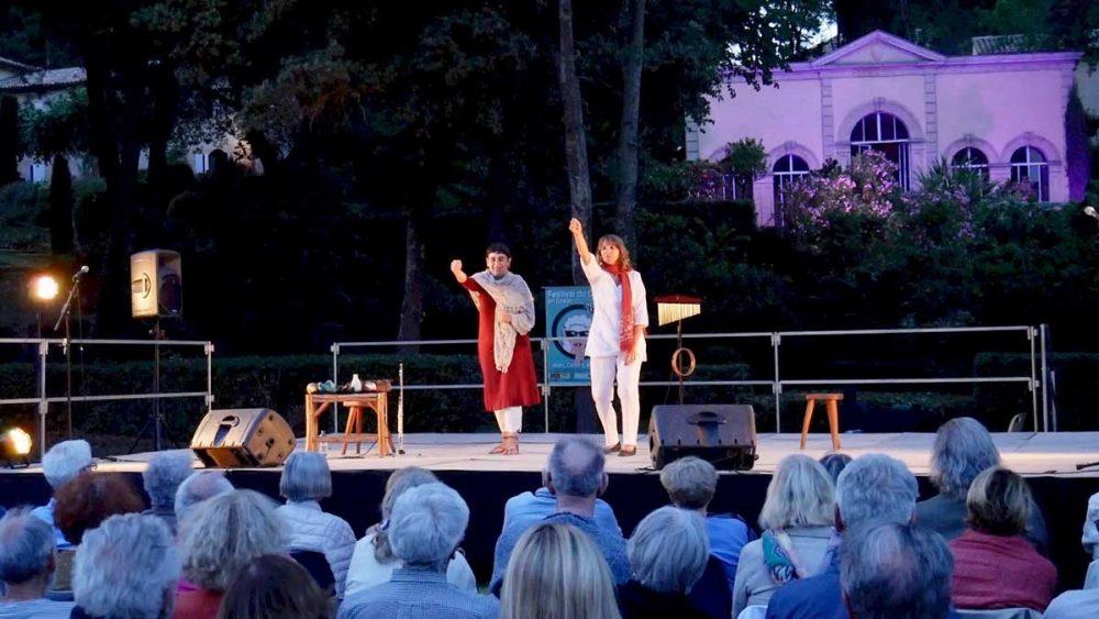 Jardins secrets - Festival du conte en Uzège